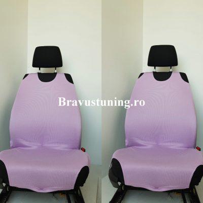 Huse scaun auto tip Maieu Mov Deschis